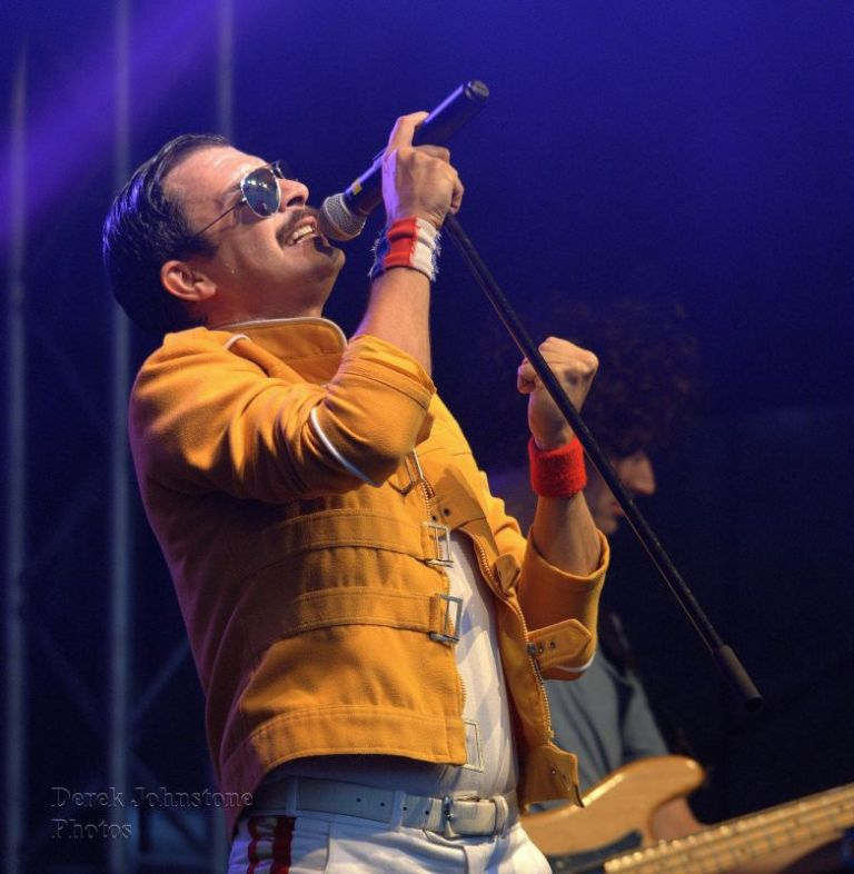 Magic Queen at Rockore Festival 2018